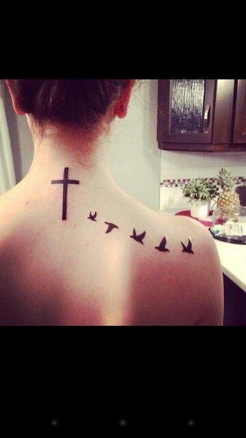 Imagenes de Tatuajes de Cruces