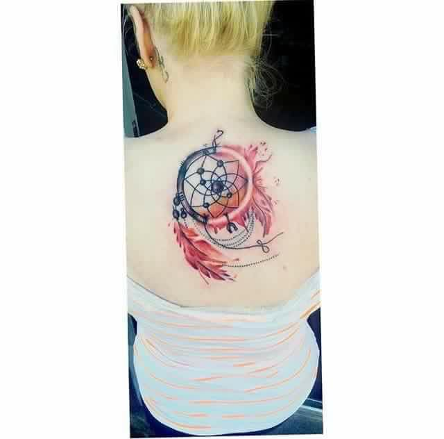 Imagenes de tatuajes de atrapasuenos 180 Tatuajes de Atrapasueños