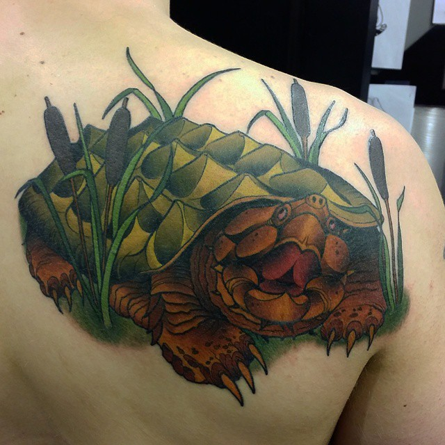Los Mejores Tatuajes de Tortugas y su Significado