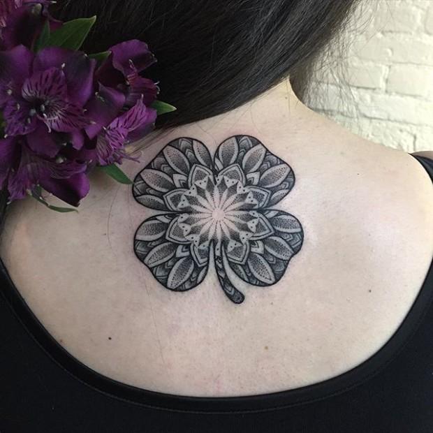 Imagenes de tatuajes de trebol 20 Imagenes de Tatuajes de trebol