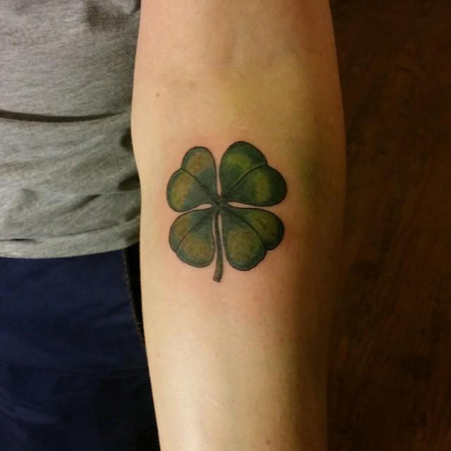 Imagenes de tatuajes de trebol 26 Imagenes de Tatuajes de trebol