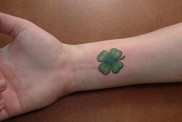 Imagenes de tatuajes de trebol 29 Imagenes de Tatuajes de trebol