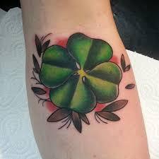 Imagenes de tatuajes de trebol 8 Imagenes de Tatuajes de trebol