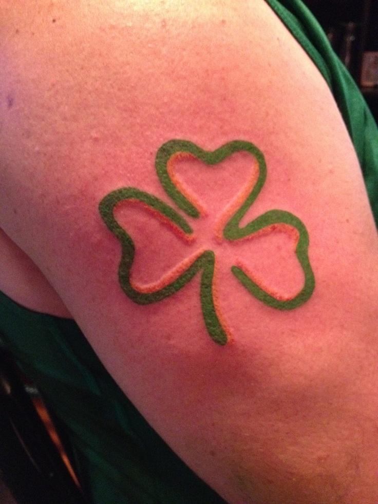 Imagenes de tatuajes de trebol 9 Imagenes de Tatuajes de trebol