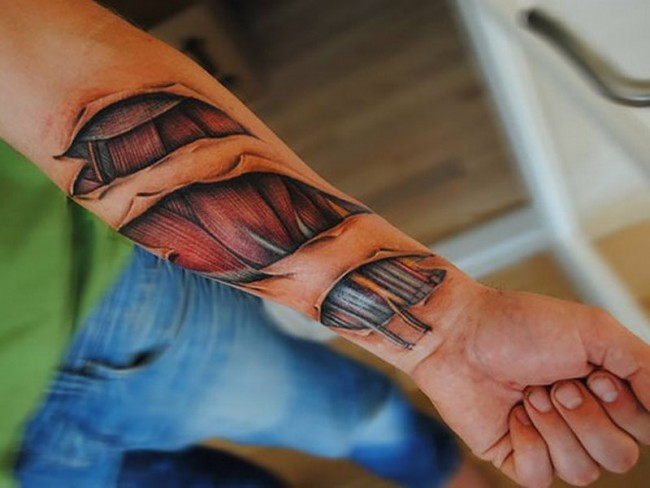 Los 50 Tatuajes Mas Realistas que has Visto