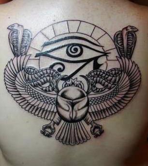 Tatuajes Egipcios Imagenes de Tatuajes Egipcios