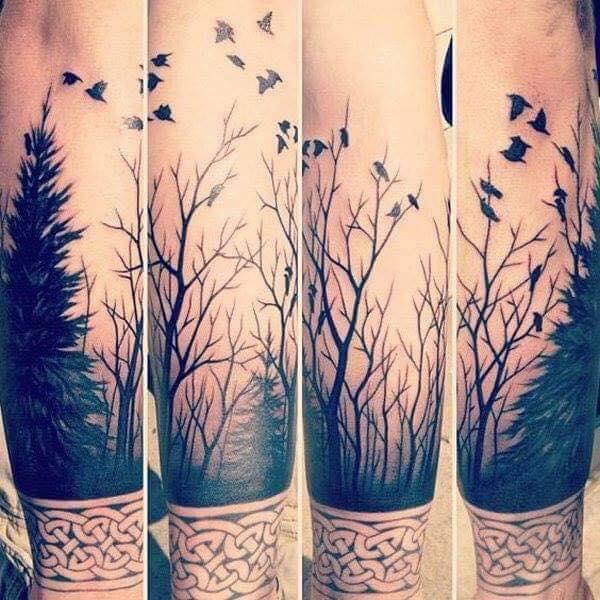 Imagenes de Tatuajes de Arboles