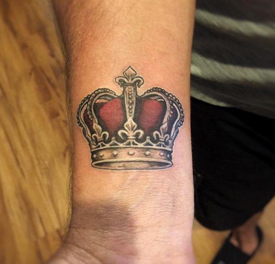 Tatuajes de Coronas F 6 Imágenes de Tatuajes de Coronas