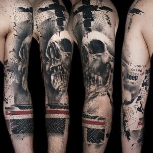 imagenes de tatuajes de manga completa tatuajes para mujeres y hombres. Black Bedroom Furniture Sets. Home Design Ideas