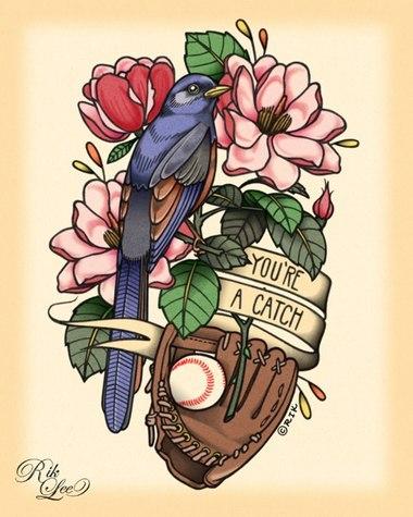 Diseños de Tatuajes en papel Galería 3