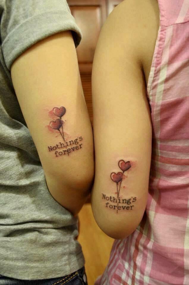 Tatuajes Para Mejores Amigas Tatuajes Para Mujeres Y Hombres