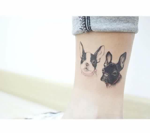 Imagenes de Tatuajes en el Tobillo