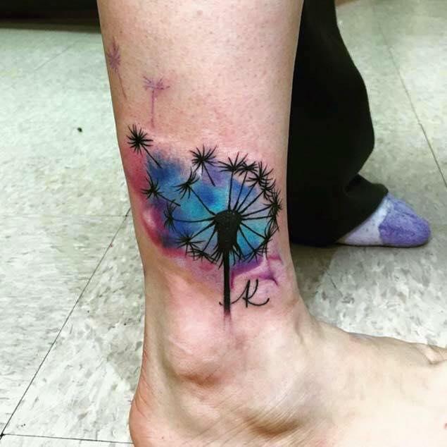 Imagenes de tatuajes en el tobillo tatuajes para mujeres for Disenos de apartaestudios pequenos