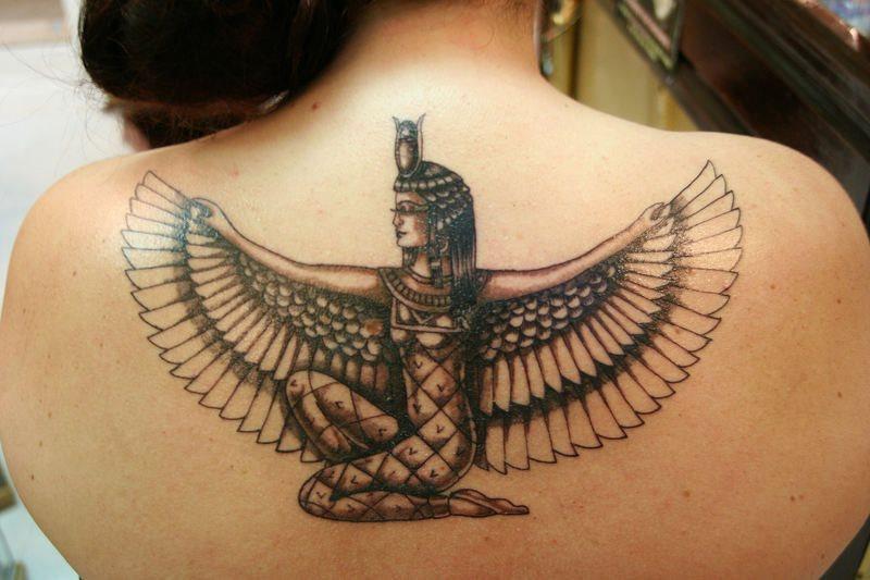 galeria de tatuajes egipcios Imagenes de Tatuajes Egipcios