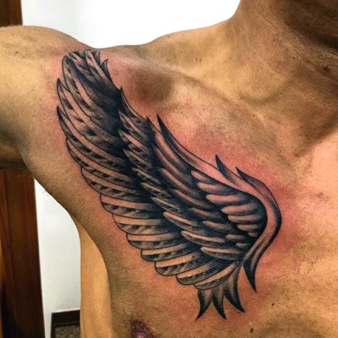 imagenes de tatuajes de alas. Black Bedroom Furniture Sets. Home Design Ideas