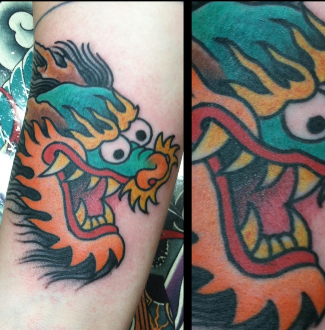 los tatuajes de la vieja escuela Imagenes de Tatuajes de la Vieja Escuela