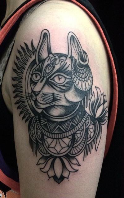 tattoo egipcio Imagenes de Tatuajes Egipcios