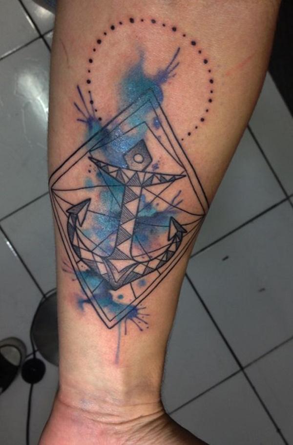 Imagenes de Tatuajes de Anclas
