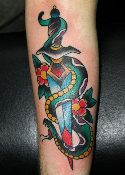Imagenes de Tatuajes con Cuchillos