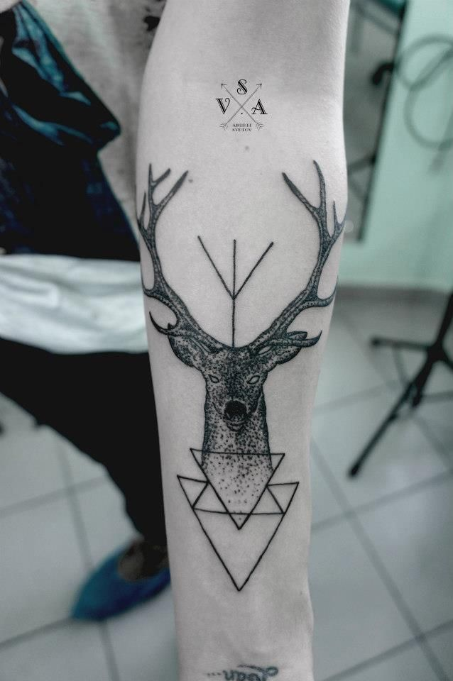 Imagenes de Tatuajes Geométricos