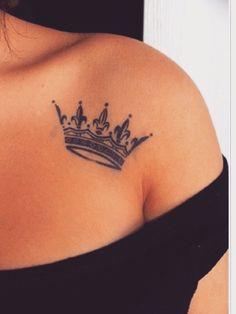 Imágenes de Tatuajes de Coronas y Su Significado