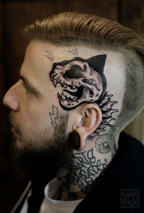 Imagenes De Tatuajes En La Cabeza Tatuajes Para Mujeres Y Hombres