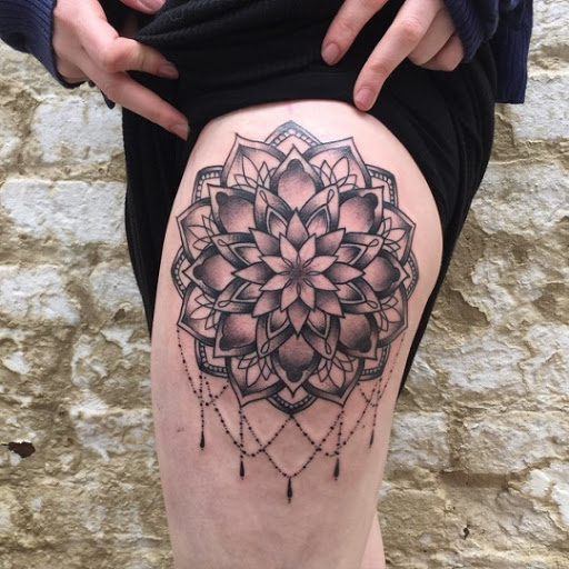 Imagenes de Tatuajes de Mandalas