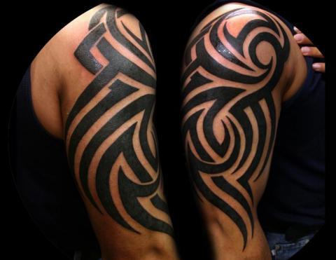tatuaje tribal para el brazo Imagenes de Tatuajes Tribales