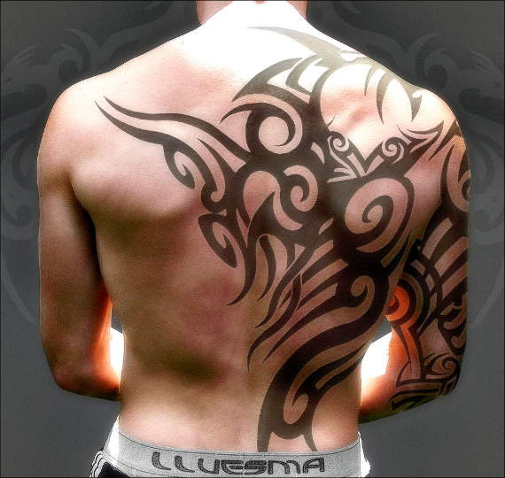 tatuaje tribal Imagenes de Tatuajes Tribales