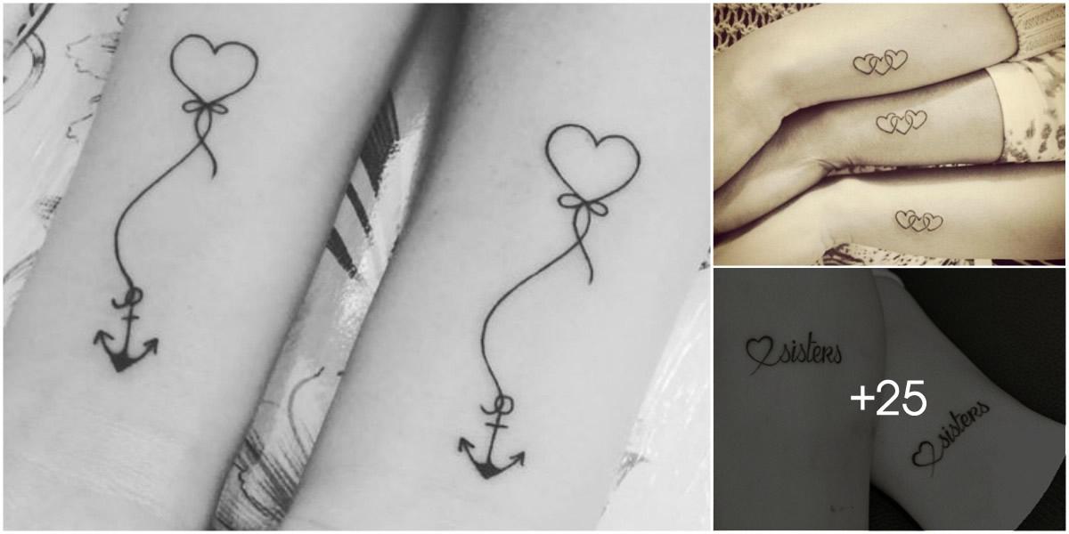 Tatuajes para Mejores Amigas