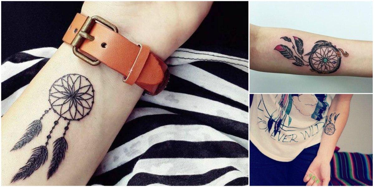 Imagenes De Tatuajes De Atrapasueños Tatuajes Para Mujeres Y Hombres