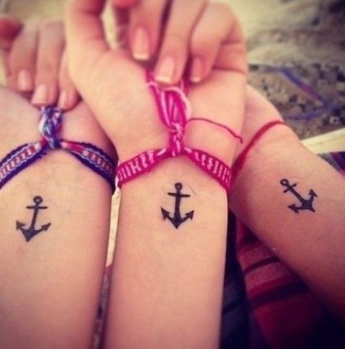 10 Tatuajes de Anclas para Mujeres