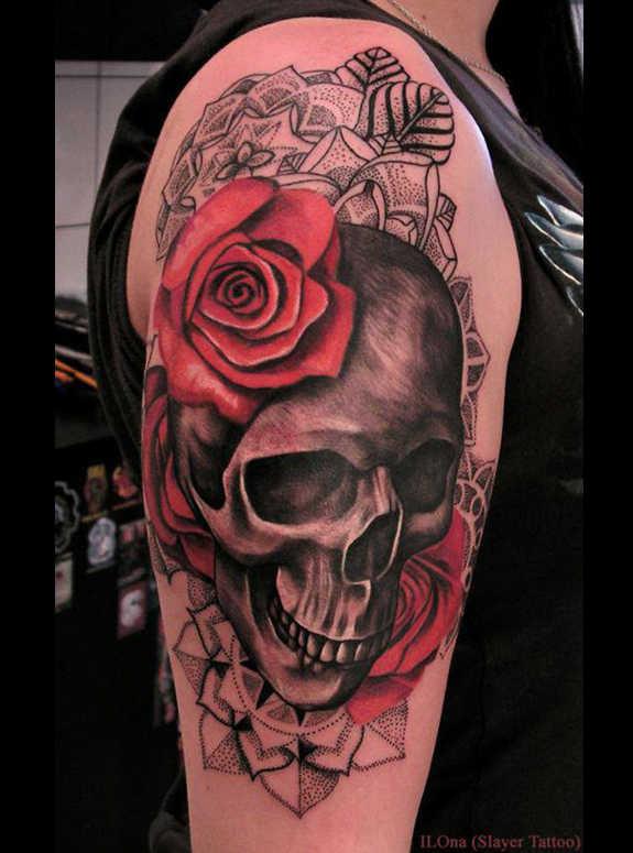 Imágenes  de Tatuajes de Calaveras