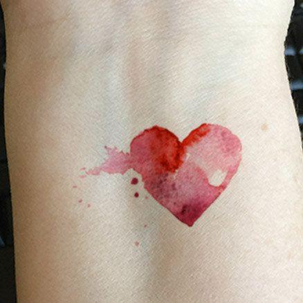 Imagenes de Tatuajes de Corazones