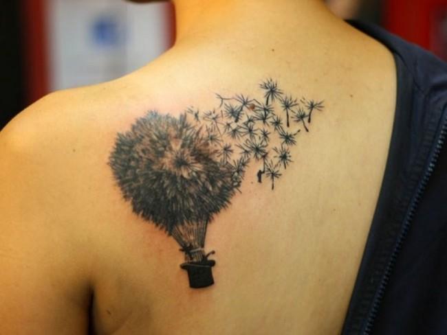Tatuajes De Diente De Le 243 N Tatuajes Para Mujeres Y Hombres