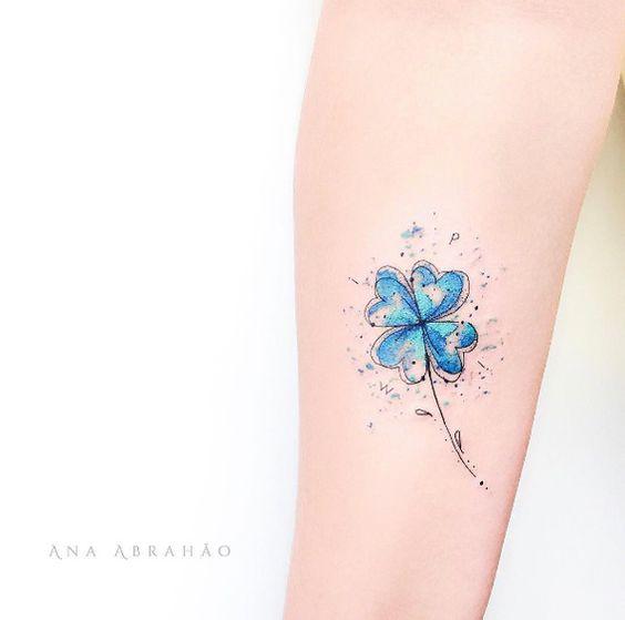 tatuajes de treboles 1 Imagenes de Tatuajes de trebol