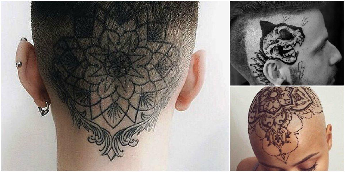 Imagenes de Tatuajes en la Cabeza