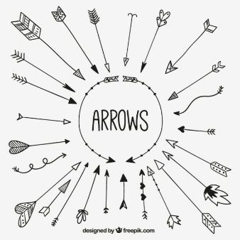 how to draw an arrow in photoshop