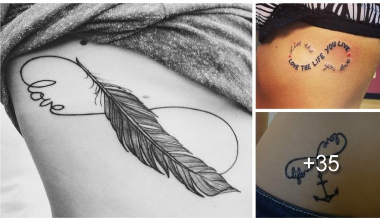 Imagenes De Tatuajes Infinito Y Su Significado Tatuajes Para