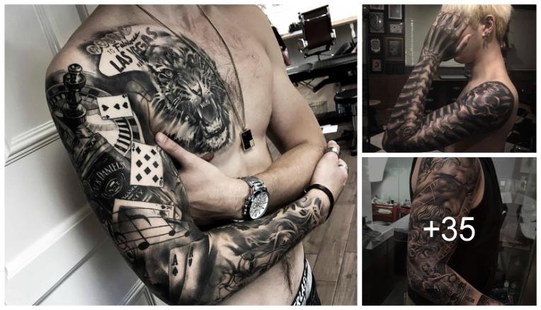 Tatuajes de Manga Completa