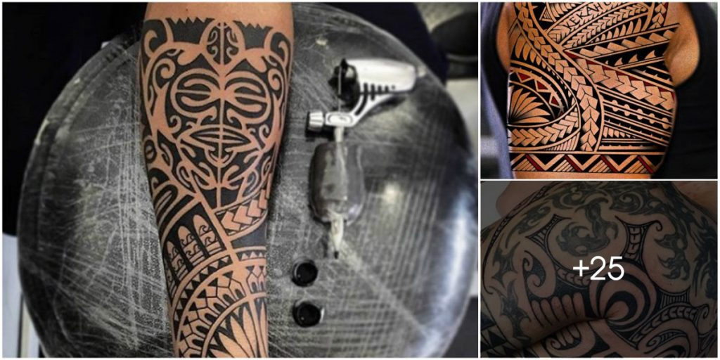 Imagenes de Tatuajes Maori