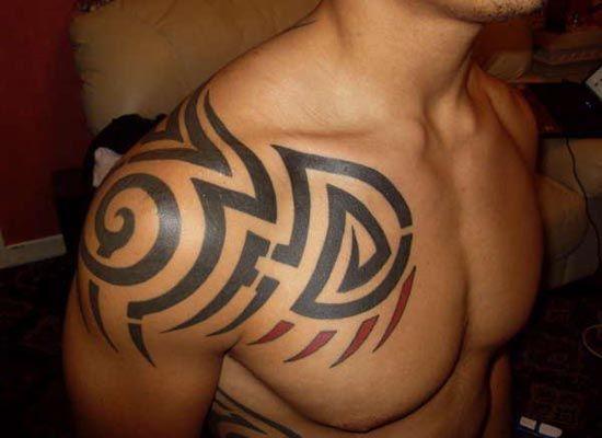 tatuajes tribales 1 Imagenes de Tatuajes Tribales