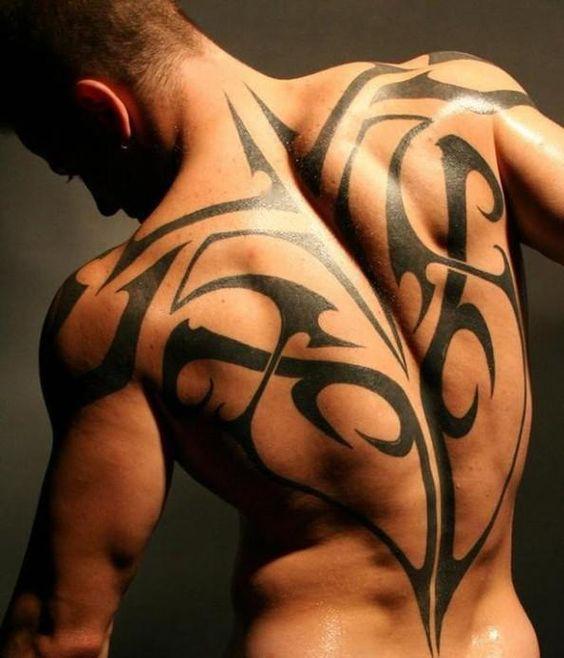 tatuajes tribales 11 Imagenes de Tatuajes Tribales