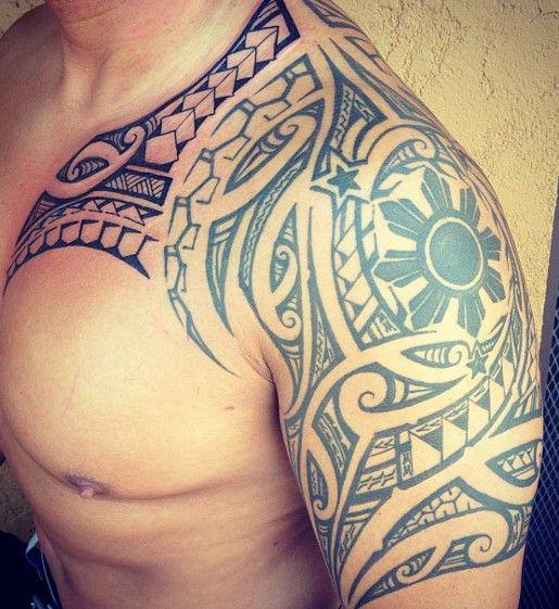 tatuajes tribales 15 Imagenes de Tatuajes Tribales