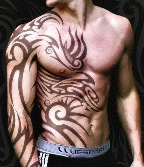 tatuajes tribales 2 Imagenes de Tatuajes Tribales