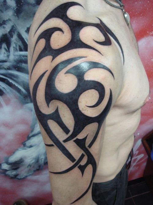 tatuajes tribales 9 Imagenes de Tatuajes Tribales