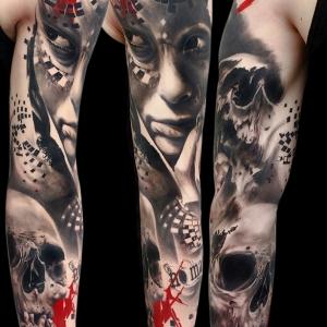 teacher 300x300 c Tatuajes de Manga Completa
