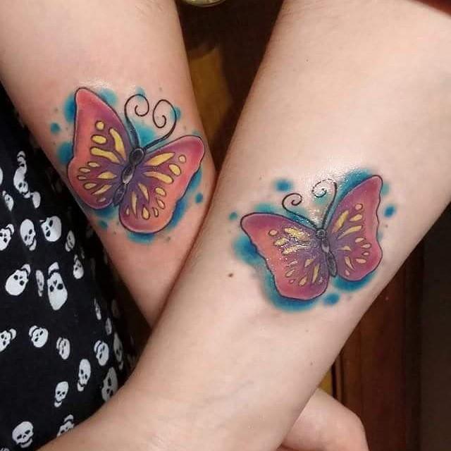 Adorables Tatuajes Madre e Hija y sus Significado