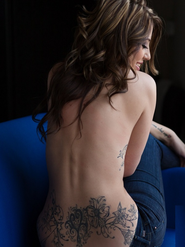 from Vincent tattooed sexy naked girls