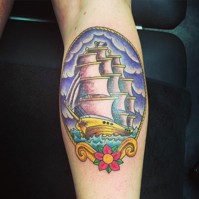 Tatuajes En La Pantorrilla Para Hombres Y Mujeres Tatuajes Para